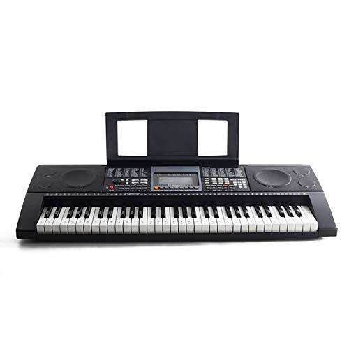 Aosong Atril de partituras para piano eléctrico, resistente y portátil, accesorio para...