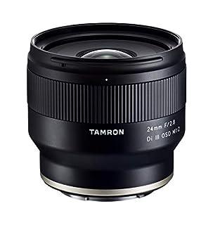 Tamron F051SF 24mm F/2.8 Di III OSD M1:2, Black (F051SF) (B07ZHRFLQP) | Amazon price tracker / tracking, Amazon price history charts, Amazon price watches, Amazon price drop alerts