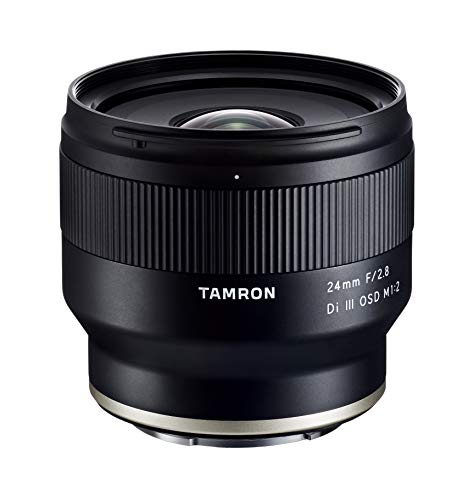 Tamron 24mm F/2.8 Di III OSD M1:2 Lens for Sony Full Frame/APS-C E-Mount, Model Number: TM24F28S
