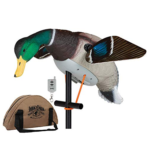 Lucky Duck 10618-1 Lucky Waterproof HDI Hunting Decoys
