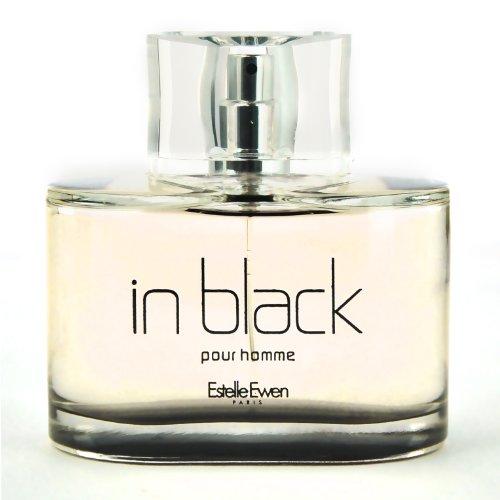 Estelle Ewen In Black Eau de Toilette Spray for Men, 3.4 Ounce
