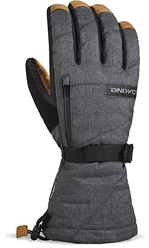 Dakine Leather Titan Gore-Tex Glove M Snow Global, Carbon