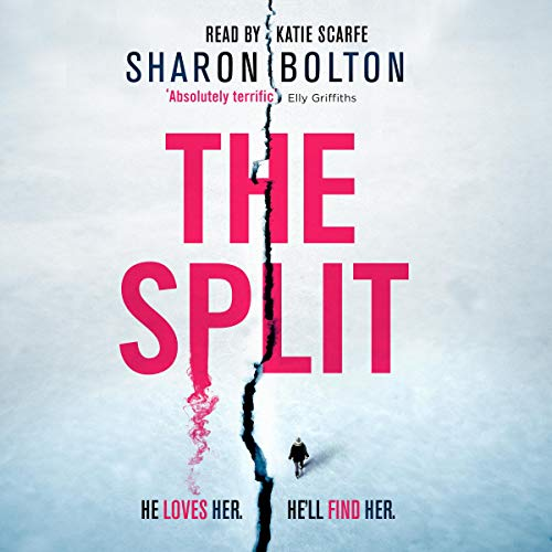 The Split audiobook cover art