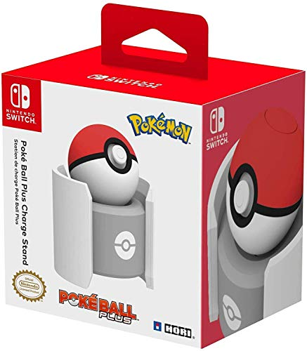 Poké Ball Plus Charge Stand Officially Licensed by Nintendo & Pokémon - Standard Edition