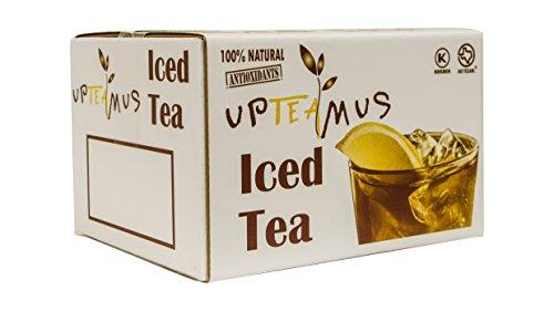 Upteamus Connoisseur Blend Filter Pack Tea,32/3oz filters