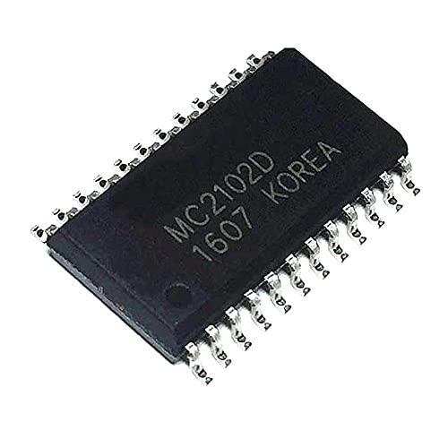 Elektronische componenten 10 stks/partij MC2102D Inductiekookplaat Chip Goede kwaliteit en uitstekende prijs Patch SOP24.