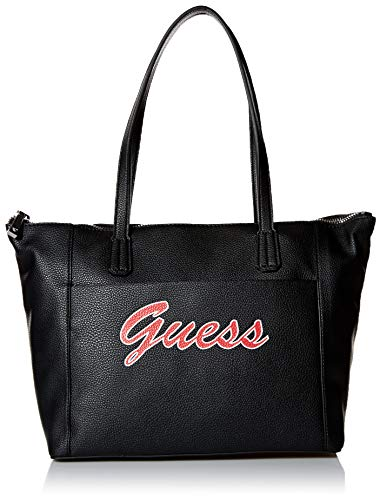 GUESS Skool's Out Tote, Black