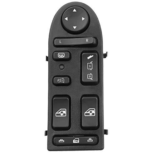 KUANGQIANWEI Botonera elevalunas 81258067045 Auto Car Frontal Frontal Driving Ondle Power Window Switch Botton Fit para Man TGE TGX 81258067098 901-104-002 901104002 (Color : 81258067045)