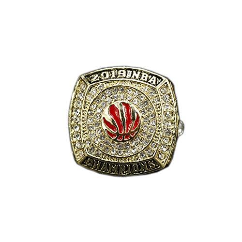 Fei Fei 2019 NBA Championship Champion Toronto Raptors Championship Ring Campeonato del Anillo para los fanáticos Hombres colección del Regalo de visualización y campeón,Without Box,13#