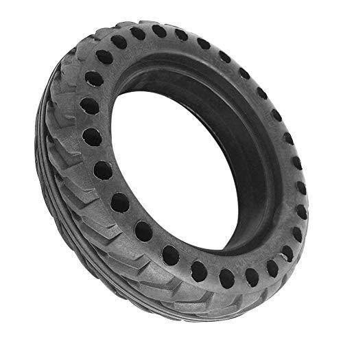 Neumático sólido de repuesto directo para bicicleta de 8 pulgadas, accesorios elásticos de nido de abeja, orificio eléctrico para escúter, 200 x 50 cm