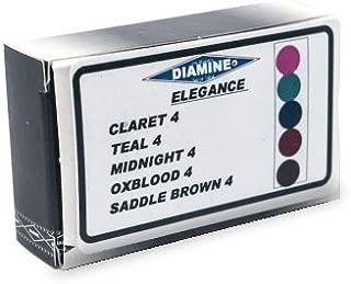 Diamine Cartridges Packs Mixed (Standard Size) Elegance