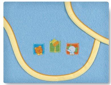Bright Brands Sportsgoods 752041 Zoo 03 Parure de lit pour enfant