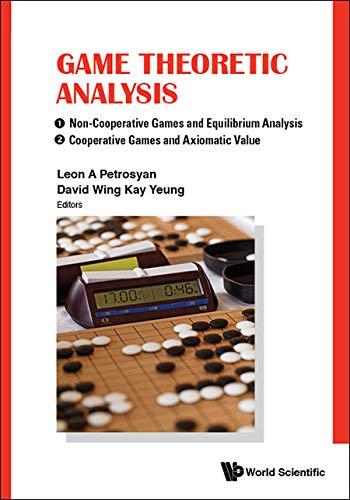 Game Theoretic Analysis (English Edition)