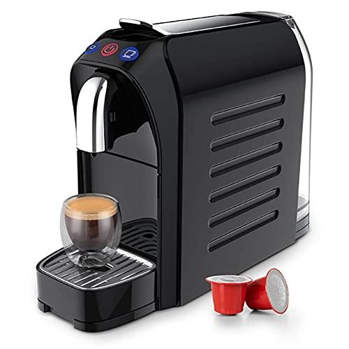 BUJIANJ Ekspres do kawy kapsułka espresso Cafetera ekspres do kawy kapsułki do kompatybilnych kapsułek (kolor: JS-200, rozmiar: EU)