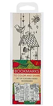 Board book Bkmk-Coloring Bookmarks Faith Book