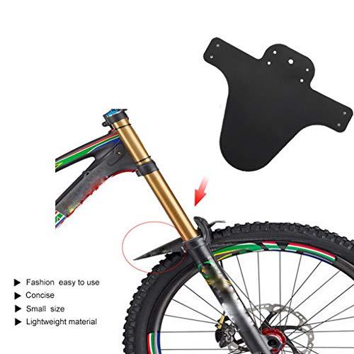 Dapei 1 Pair Fahrrad Leichteste MTB Kotflügel Reifen Kotflügel Für Fahrrad Schutzbleche Radfahren Kotflügel