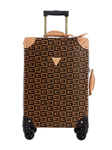 Guess Trolley maleta equipaje de mano cabin size con cierre...