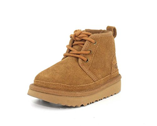 UGG Kid's Unisex Neumel II Classic Boot, Chestnut, 10 (UK)