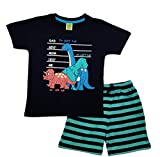 Boys Clothing Sets (Navy, Mint, 7-8 Years)