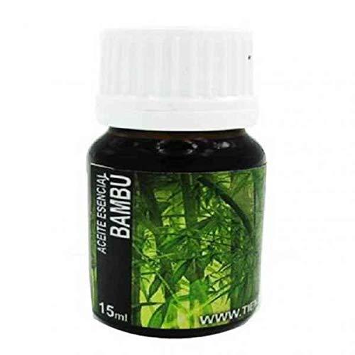 Aceite Esencial De Bambu (100 ml) Para Brumizador Aire Fresco. Concentración equilibrada, Aromaterapia para Humidificador y Difusor, velas, shampoo, SPA