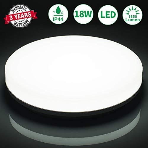 LED plafondlamp airand plafondlamp badlamp waterdicht IP44 badkamer lamp plafond LED verlichting voor badkamer keuken hal woonkamer slaapkamer balkon