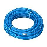 TEN-HIGH - Manguera flexible de poliuretano de 8 mm x 12 mm de diámetro x 12 mm de tubo de alta presión, trazo de aire, grosor 2 mm