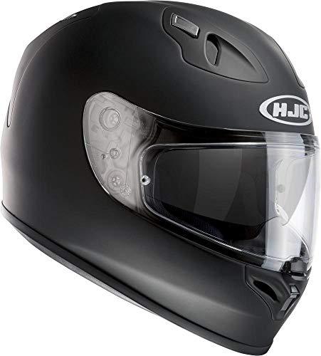 HJC FG-St Casque de Moto Noir Mat Taille 64/XXL