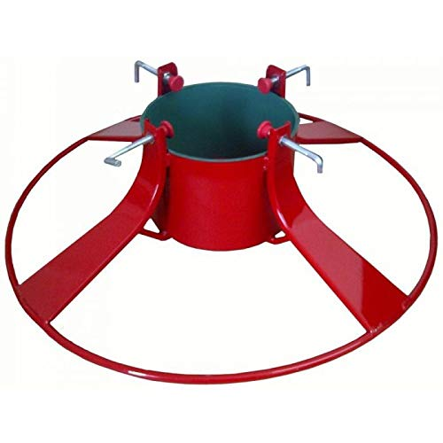 Ultimate Steel Tree Stand for Live Trees Up to 12 ft. Tall