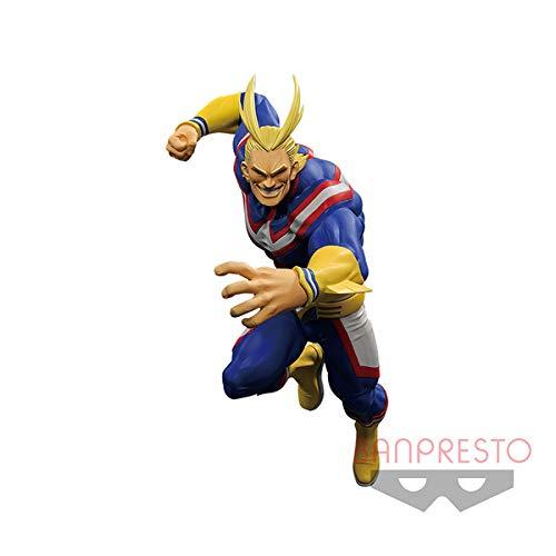 Banpresto. Boku no Hero Academia Figure All Might My Hero Academia The Amazing Heroes Vol.5 Ahora Disponible!