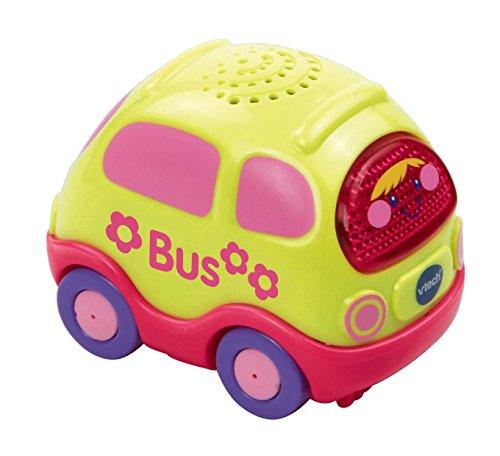 Vtech Baby 80-119554 - Tut Tut Flitzer Bus, pink