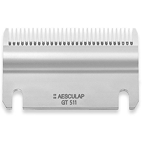 Aesculap Accessoires de rasage Peigne Aesculap GT 511 sous plaque 31Z 1 mm hauteur de coupe