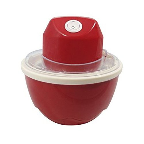 Jocca 5513 heladera, 0.4 litros, Rojo