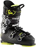 Rossignol Track 90 Mens Ski Boots Black Yellow 13.5 (31.5)