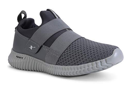 Sparx Men Grey Running Shoes-8 UK (SM406GYGY_008)