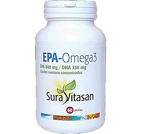 SURA VITASAN - EPA OMEGA 3 1414 MG 60PERLAS