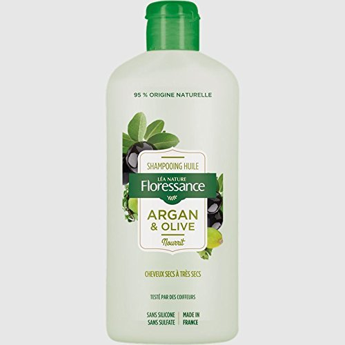 Floressance par nature Shampooing Huile Argan/Olive 250 ml