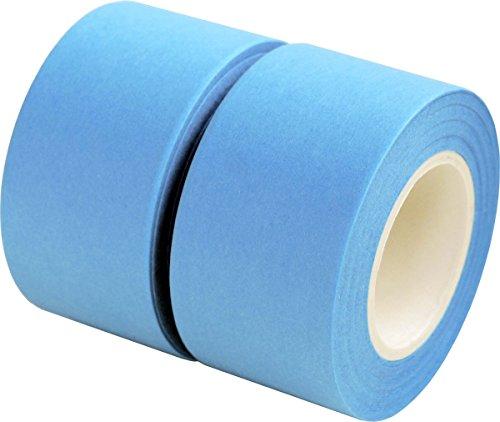 プリントインフォーム ジャパン gnotes ロールふせん ロルフ 巾25mmx10m巻 リフィル 2巻入 (ブルー)
