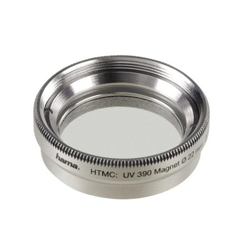 Hama UV-Filter, Magnet, 22 mm