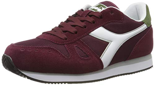 Diadora - Sneakers Simple Run para Hombre (EU 45)