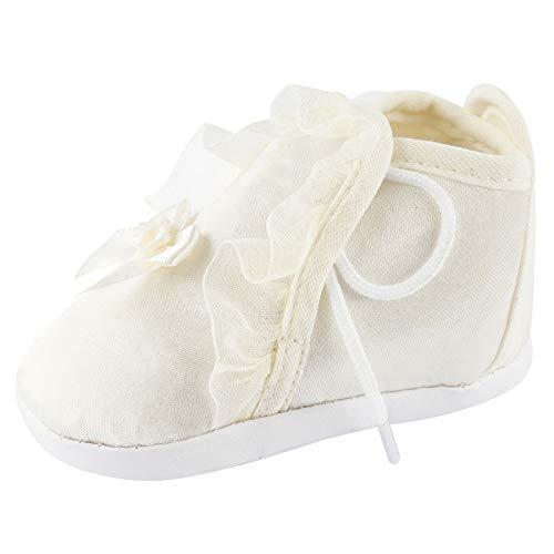 Toma Taufschuhe Baby Schuhe Leder Sandalen Taufe Junge Mädchen Lauflernschuhe Gold Größe 9cm