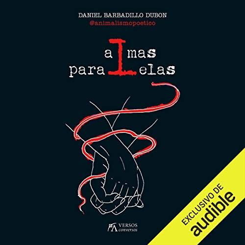 Diseño de la portada del título Almas paralelas