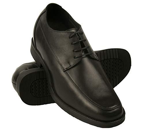 Zerimar Zapatos Alzas Interiores Hombres