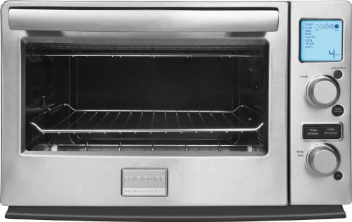 Frigidaire Professional Stainless Programmable 6-Slice Infared Convection Toaster Oven