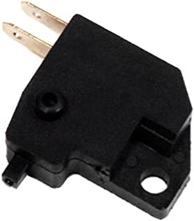 MMG Universal fit Front Brake Switch, Swing Type - 2 pins - for motorcycles scooters and atv