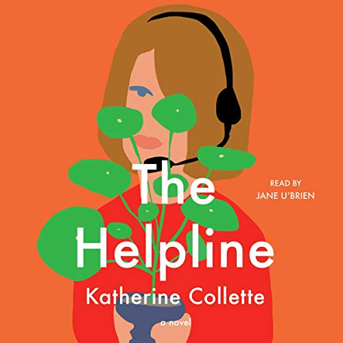 The Helpline audiobook cover art
