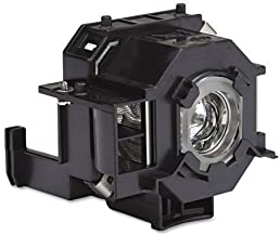 FL ELPLP41 V13H010L41 Projector Lamp Module Unit Compatible For Epson EB S6 S62 S6LU TW420 W6 X6 X62 X6LU EH-TW420 EMP-260 77C S5 S52 S6 X5 X52 X6 EX30 EX50 POWERLITE 78 Video Lamp Assembly