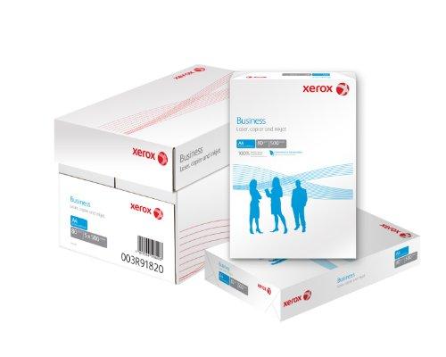 XEROX Xerox Business A4 Laser Copier Inkjet Paper 80gsm 5 x 500 003R91820