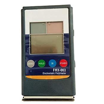 INTBUYING Handheld Infrared Electrostatic Field Meter Electrostatic Tester FMX-003 Portable