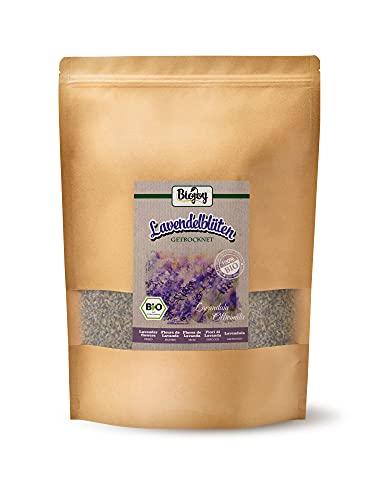 Biojoy BIO-Lavendelblüten getrocknet - Lavandula officinalis (0,5 kg)