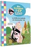 Mes lectures avec Loup - CP Niveau 2 - La drôle de maladie de Demoiselle Yéti